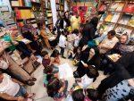 دورهمی کتابهای طوطی بهمناسبت هفتهی ملی کودک برگزار شد