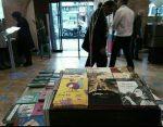 ششمین جشنواره لاک پشت پرنده با حضور کتاب های طوطی برگزار شد