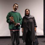 متن تقدیر از حسن موسوی بهعنوان برندهی جایزهی براتیسلاوا