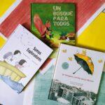 انتشار «چتری با پروانههای سفید»، «تو یک جهانگردی» و «جنگل برای همه» در اسپانیا